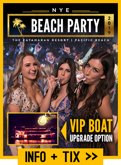 f51352852005 Pacific Beach, San Diego: Ring in 2019 at SD's Premier New Year's Eve Beach  Party!
